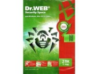 Антивирус Dr.Web Security Space (1 год 2 ПК) <BHW-B-12M-2-A3> (BOX)