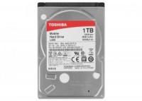 HDD 2.5 1 Tb Toshiba L200 <HDWJ110UZSVA> 5400rpm 8Mb SATA-II