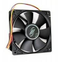 Вентилятор 120*120*25 Deepcool XFAN 120 3пин / 1300об / 26дБ / 180гр