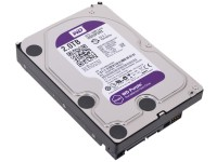 HDD 3.5 2 Tb Western Digital Purple <WD20PURZ> Video Purple 64Mb SATA-III