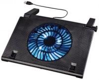 Подставка для ноутбука Hama H-54116 (1 вентилятор, пластик) USB