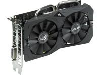 Видеокарта AMD Radeon RX 560 4Gb Asus <STRIX-RX 560-O4G-EVO-GAMING> GDDR5 128b DVI+HDMI+DP