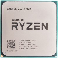 Процессор CPU AMD Ryzen 3 1200 (YD1200BBAEBOX) 3.1 GHz / 4core / 2+8Mb / 65W Socket AM4 BOX