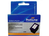 Картридж hp PL-CH563HE (№122XL) ProfiLine Black для hp  DeskJet 1050 / 2050 / 2050s серии