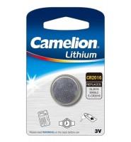 Элемент питания 2016 уп.1шт. Camelion <CR2016-5> (3V / Li-ion)