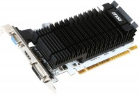 Видеокарта NVIDIA GeForce GT 730 2Gb MSI <N730K-2GD3H / LP> GDDR3 64B D-Sub+DVI+HDMI