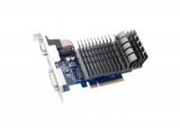 Видеокарта NVIDIA GeForce GT 710 2Gb Asus <GT 710-2-SL> GDDR3 64B D-Sub+DVI+HDMI (RTL)