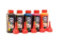 Комплект чернил ОСР для CANON 3600 / 4600 (BKP 44, BK 124, C154, M / Y144) 5x70gr