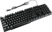 Клавиатура USB Oklick 780G 104КЛ, подсветка