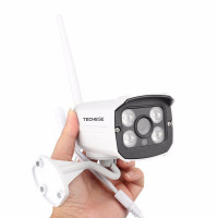Уличная камера Techege HD 1080P 2Mp / 3.6mm / Wi-fi / microSD