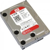 HDD 3.5 2 Tb Western Digital Red <WD20EFRX> IntelliPower 64Mb SATA-III