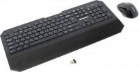 Комплект беспроводной Defender Berkeley Wireless combo <C-925 Nano> Black (Кл-ра ,USB,FM+Мышь6кн,Roll,Optical)