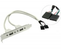 Планка портов USB 2.0 Espada <BRCT-2PrtUSB2>