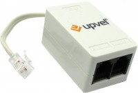 Сплиттер xDSL Upvel US-AA RJ-11 ADSL Annex A / L / M