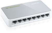 Концентратор TP-LINK TL-SF1008D 8UTP-10 / 100Mbps