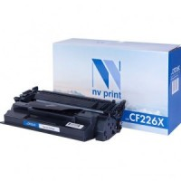 Тонер-картридж для HP CF226X M402  /  M426 NV-Print