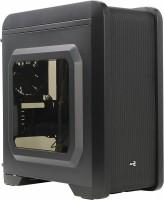 Корпус microATX без блока питания Aerocool Qs-240 с окном