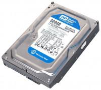 Б / У HDD 3.5 320 Gb Western Digital Caviar Blue <WD3200AAJS> 7200rpm 8Mb SATA-III