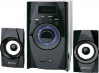 Колонки Defender  X200  (2x3Вт+SUBx14Вт,FM,USB,SD,BT, ПДУ)