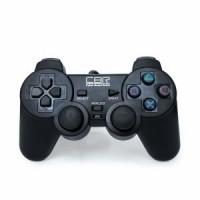 Геймпад USB CBR 950 PC / PS2 / PS3 / D-pad / 2xAnalog-pad / 11btn / Vibro
