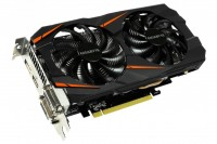 Видеокарта NVIDIA GeForce GTX 1060 3Gb Gigabyte <GV-N1060WF2CN-3GD> GDDR5 192b DVI+HDMI+3xDP (RTL)
