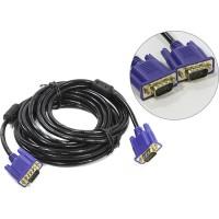 Кабель VGA-M -> VGA-M 1.8м Exegate