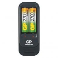Зарядное уст-во GP <GPPB560GS270>+ 2 AA аккумулятора 2700mAh